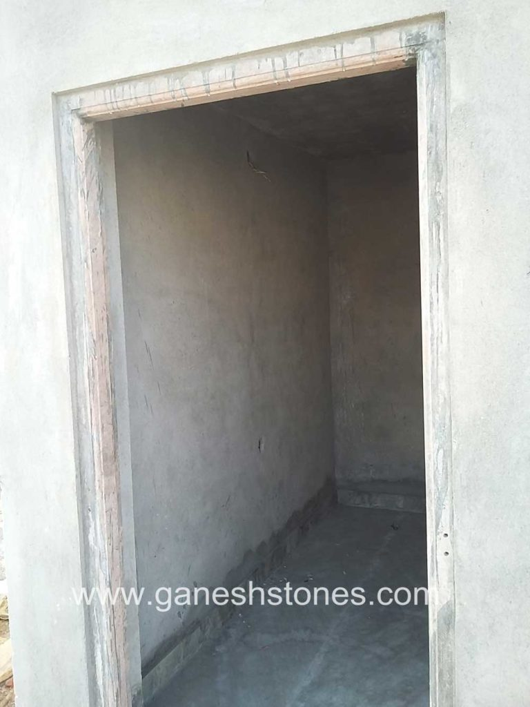 Stone door a house with a stone exterior the main Granite a frame plans